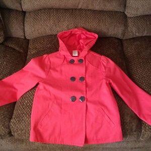 Gymboree Girls Jacket  S(5-6